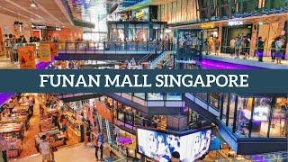 Funan Mall Singapore Shopping Tour (Grand Opening 2019)
