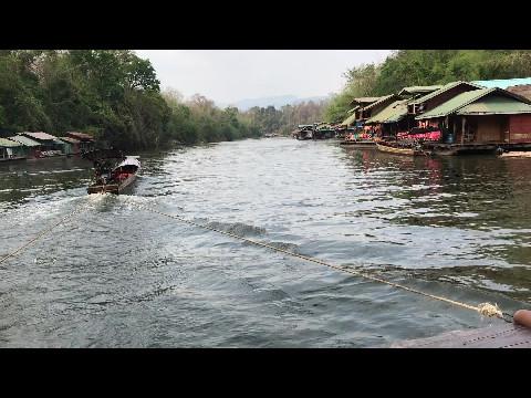 River Houses Kanchanburi