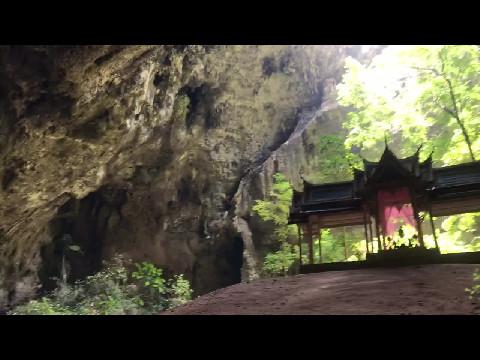 The amazing Phraya Nakhon Cave