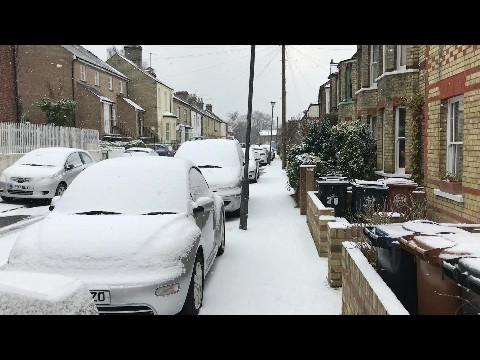 Snowy Hertford