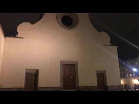 Piazza Santo Spirito, Firenze
