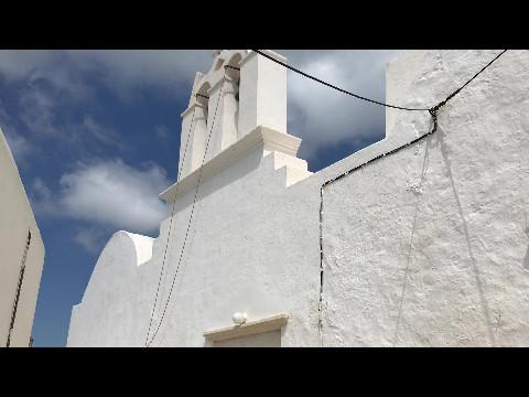 The Kastro of Folegandros