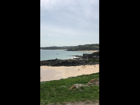 St Ives Hilltop Panoramic Walk